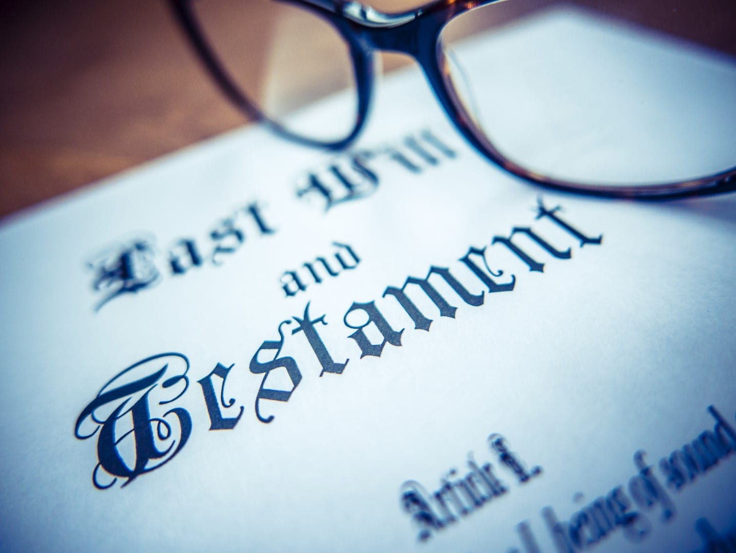 MHR Law Last Will and Testament Solutions